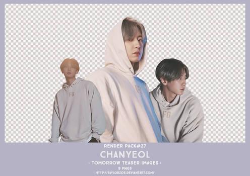 [RENDER PACK]#27 Chanyeol