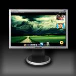 Samsung Monitor .PSD file