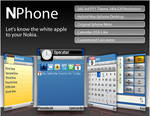 NPhone for Nokia S60 3rd