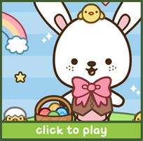 Easter Time Dress Up Game