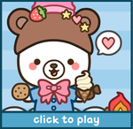 Popo The Polar Bear Dress Up Game by SqueakyToybox