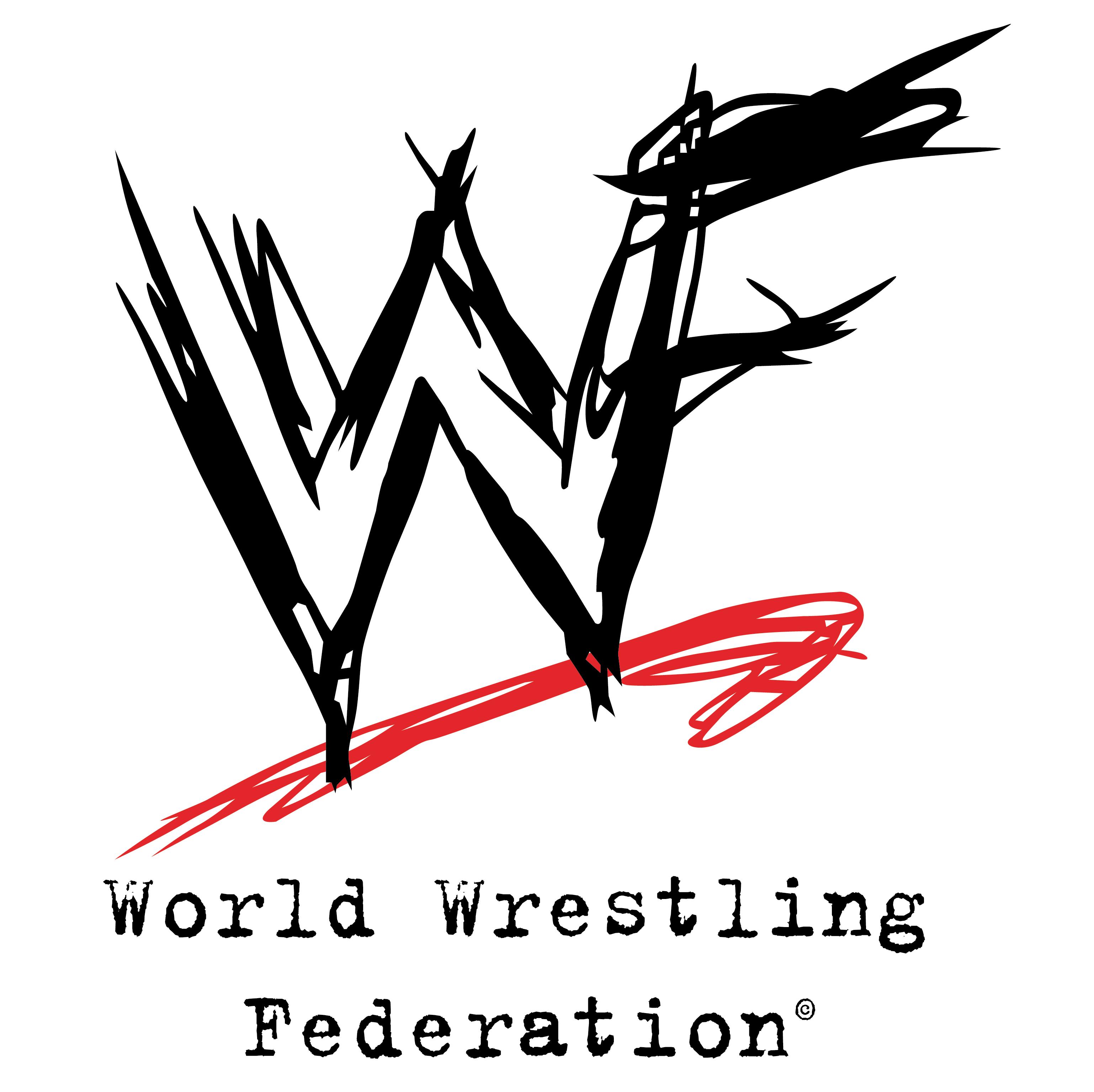WWF / World Wrestling Federation Logo by B1ueChr1s on DeviantArt