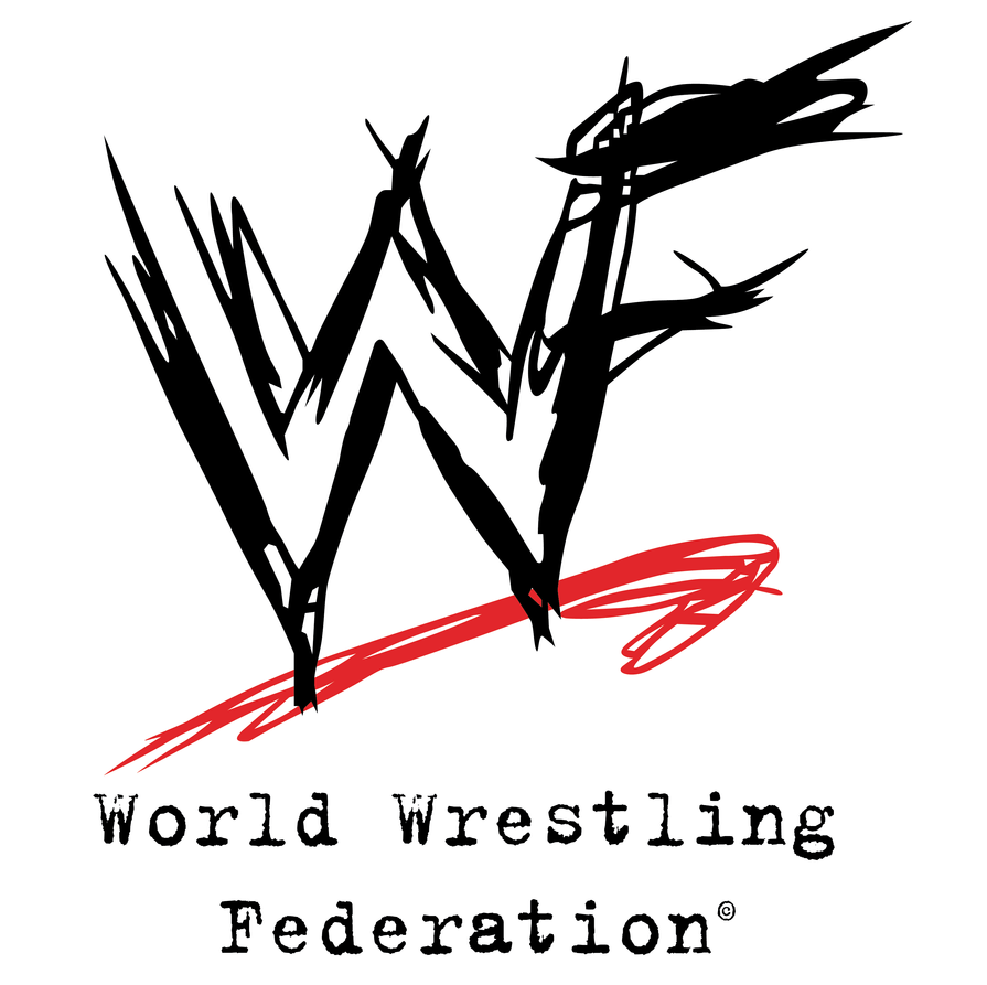 WWF / World Wrestling Federation Logo by B1ueChr1s