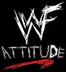 WWF Atitude Video Game Logo