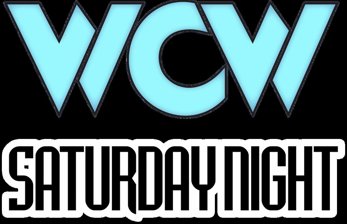 Saturday Night Logo WCW Saturday Night Logo by