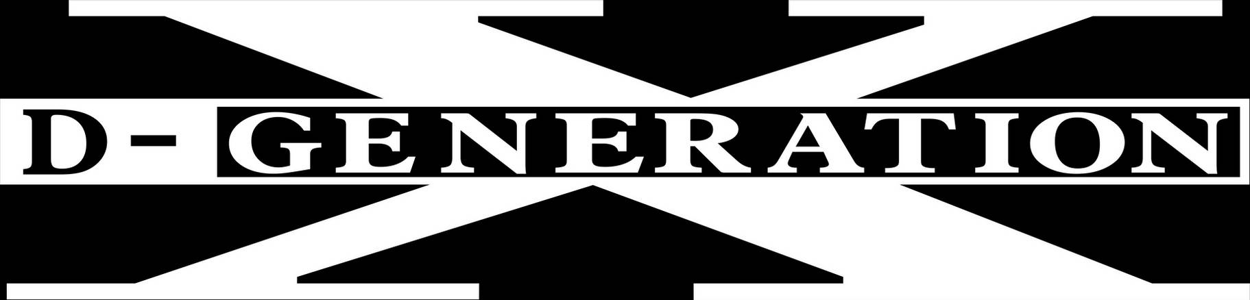 D-Generation X Classic Logo