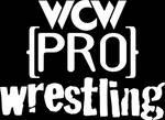 WCW {pro} Wrestling Logo