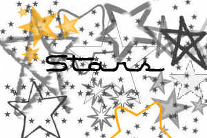 Star Brushes by fixation-of-elation