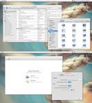 ElementaryLi (elementary on Ubuntu 12.04/Unity)
