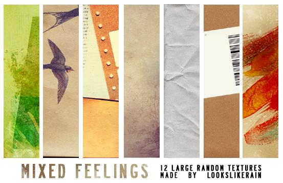 Mixed Feelings by lookslikerain