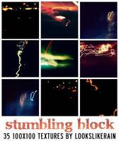 Stumbling Block by lookslikerain