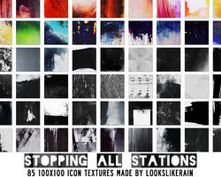 Stopping All Stations by lookslikerain