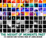 The Weight Of Moments Past