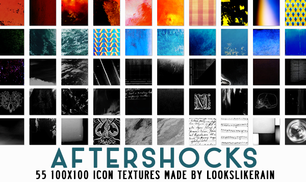 Aftershocks by lookslikerain