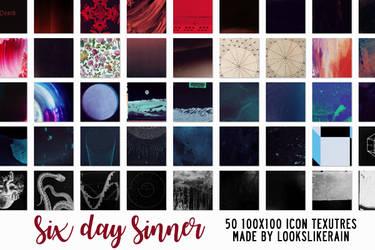 Six Day Sinner by lookslikerain