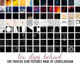 Ten Steps Behind by lookslikerain