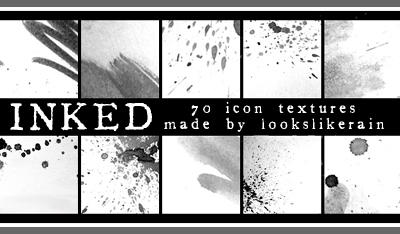 Texture Pack 10 - Inked