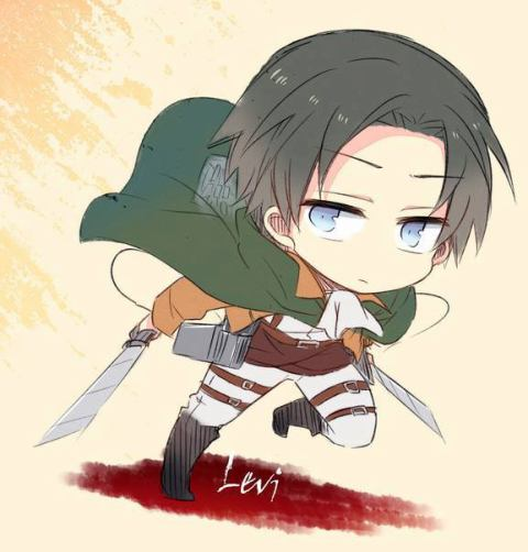 Persistantly Cute (Levi x Reader) AU by Launtisu on DeviantArt