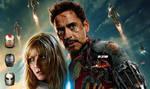 Iron Man start Orb by jithinjohny
