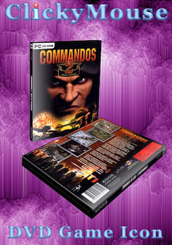 Commandos 2 DVD Case Icon