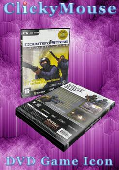 CS: Condition Zero DVD Case