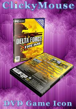 Delta Force Xtreme DVD Case
