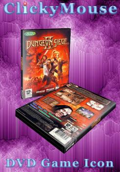 Dungeon Siege 2 DVD Case Icon
