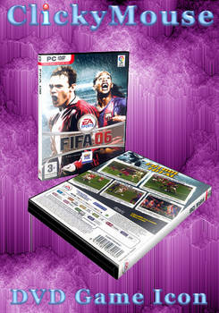FIFA 06 DVD Case Icon