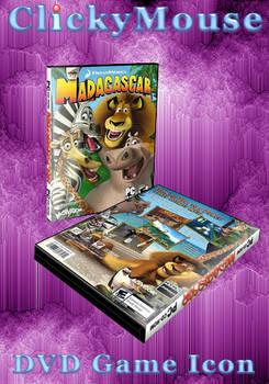 Madagascar DVD Case Icon