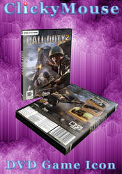 Call of Duty 2 DVD-Case Icon