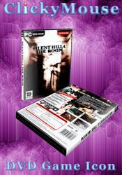 Silent Hill 4 DVD-Case Icon