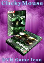 Matrix: Path of Neo DVD-Case