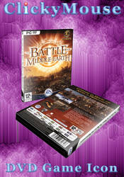 Battle for Middle Earth DVD
