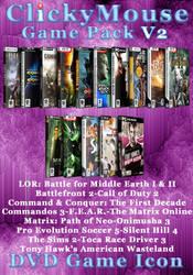 DVD-Case Icon Pack V2