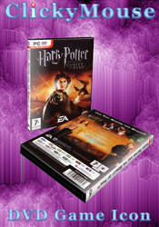 HARRY POTTER: GoF DVD-Case