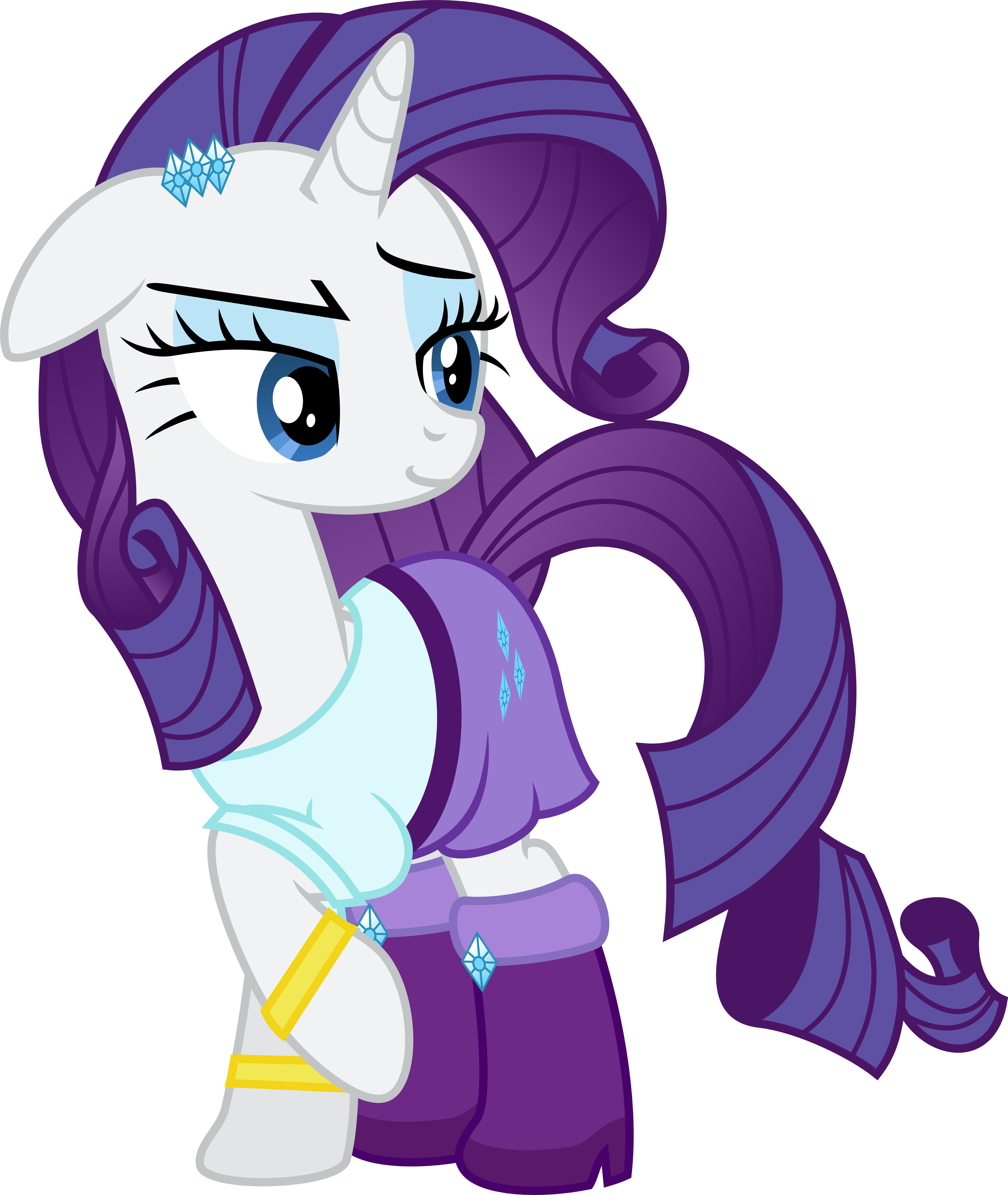 Rarity Equestria Girls Outfit by Jeatz-Axl on DeviantArt | 4000 x 4742 png 1195kB