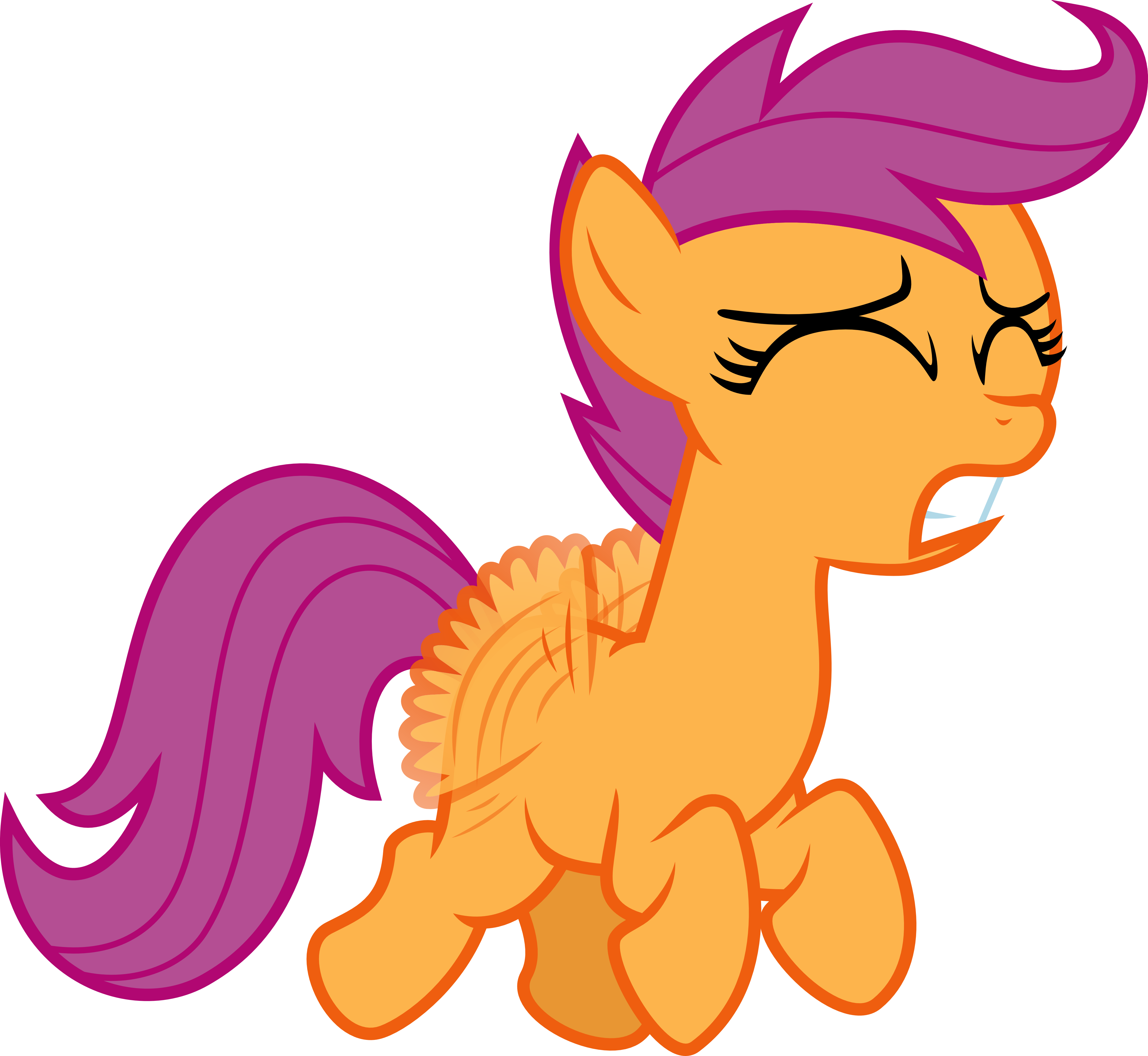 Scootaloo Gonna Fly Now By Jeatz Axl On Deviantart Scootaloo happy prance vector by starshinecelestalis on. deviantart