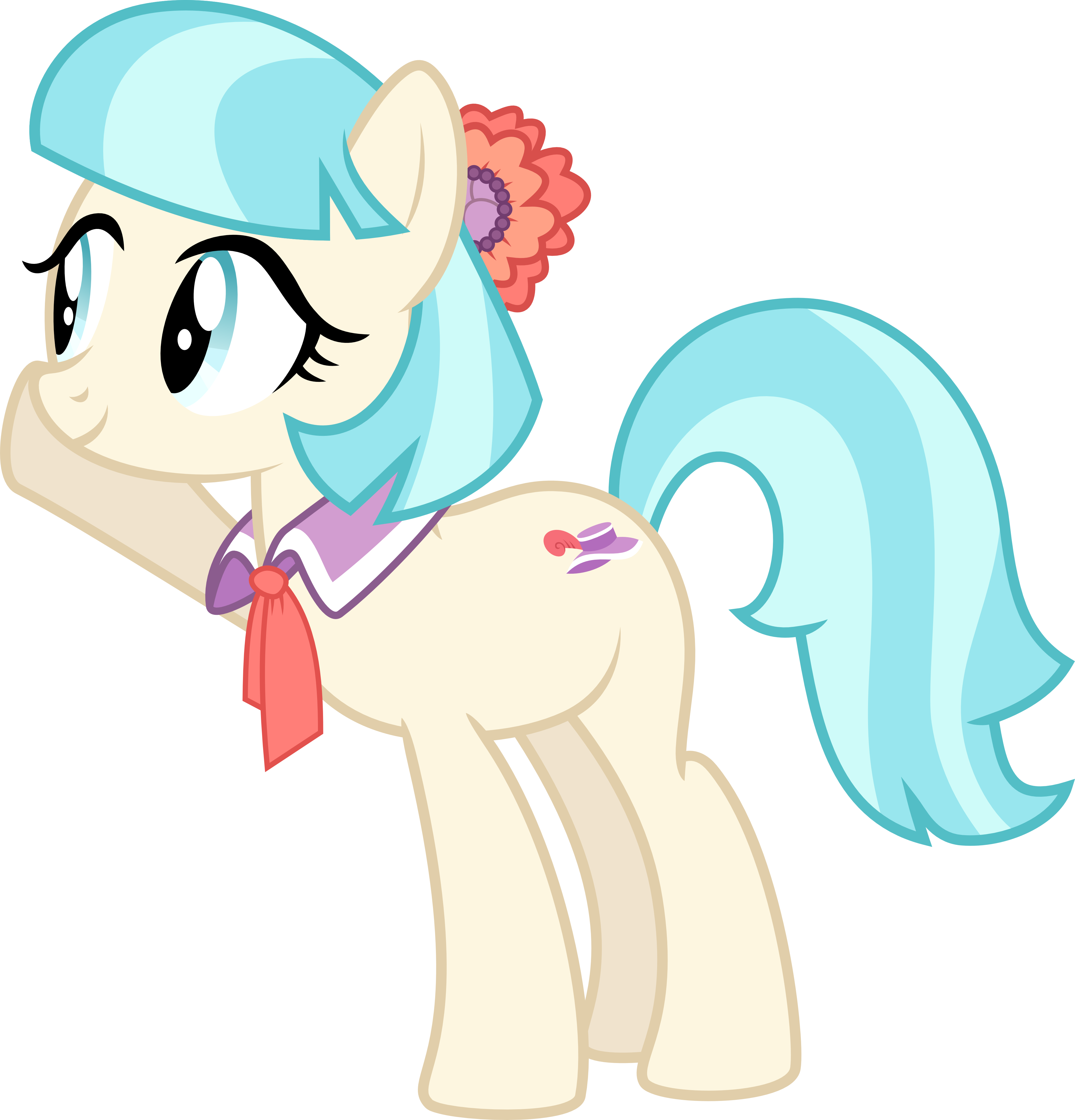 Coco Pommel Happy