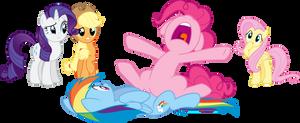Pinkie Pie's Peep Show