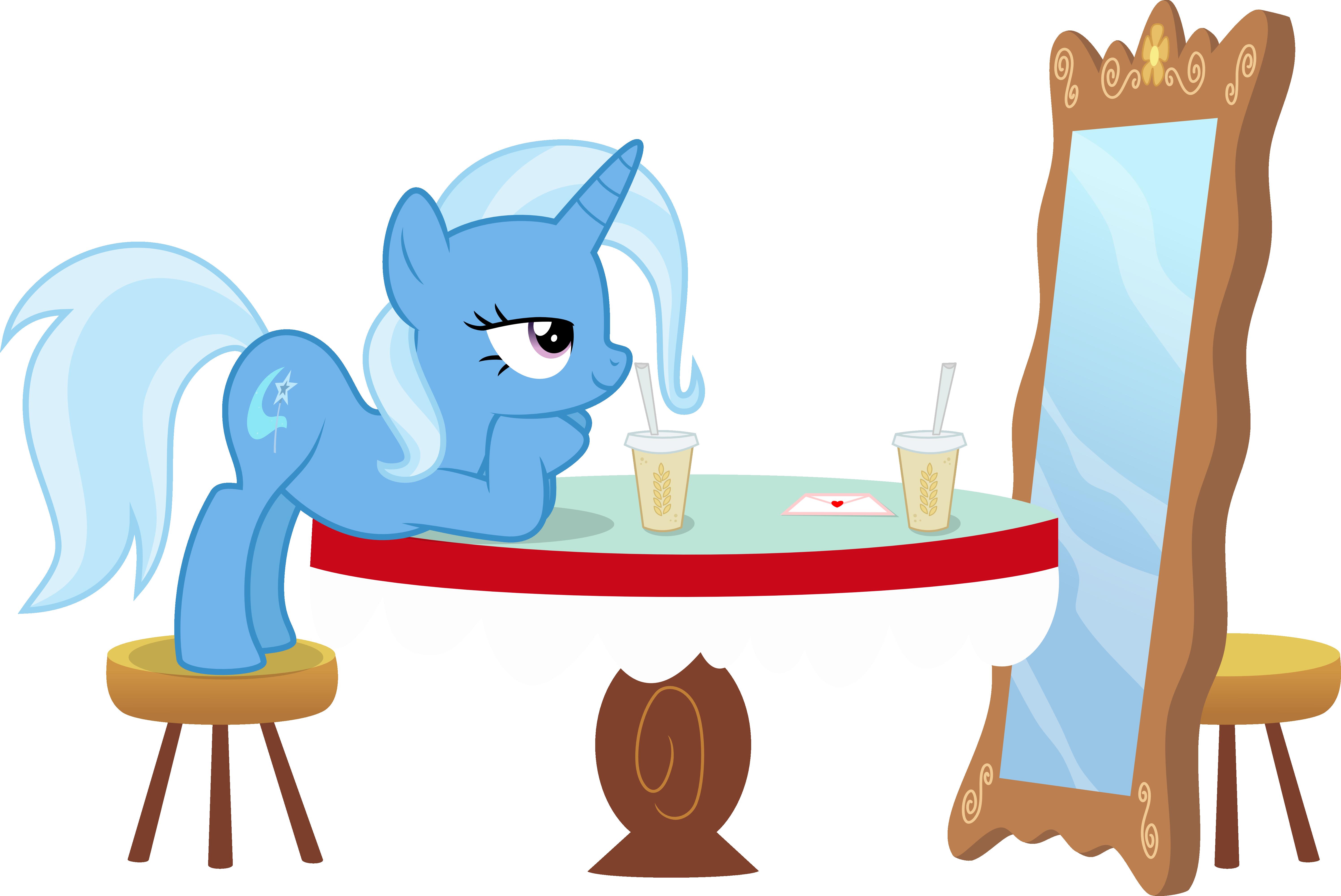 Trixie's Special Somepony by Jeatz-Axl