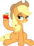 Applejack Applejuicing