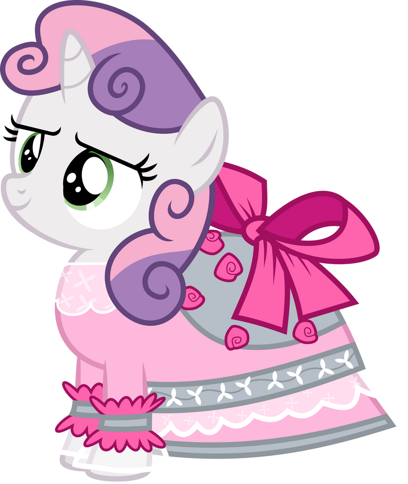 Sweetie Belle Play Outfit By Jeatz Axl