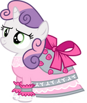 Sweetie Belle Play Outfit