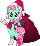 Minty Happy Hearths Warming Eve