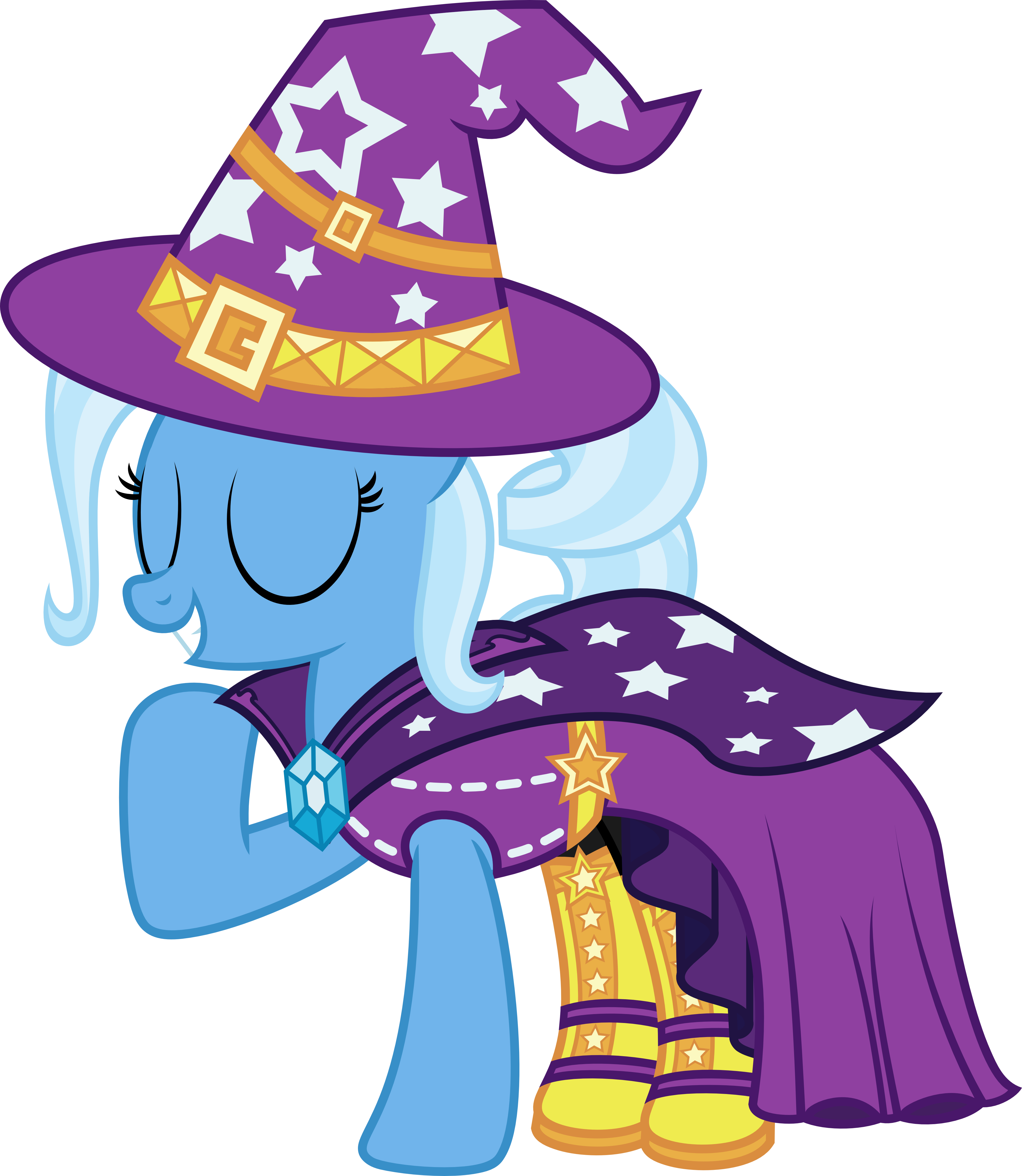 The great and fabulous trixie by jeatz axl on deviantart