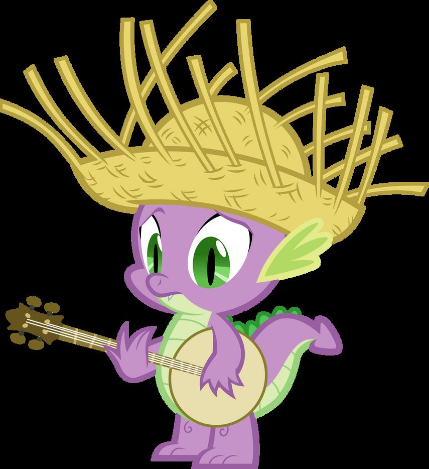 Spike Strawhat by Jeatz-Axl