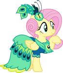 Fluttershy Gala Dress Season 5