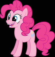 Pinkie Pie Broken Teeth by Jeatz-Axl