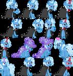 Trixie Vectors Set 9