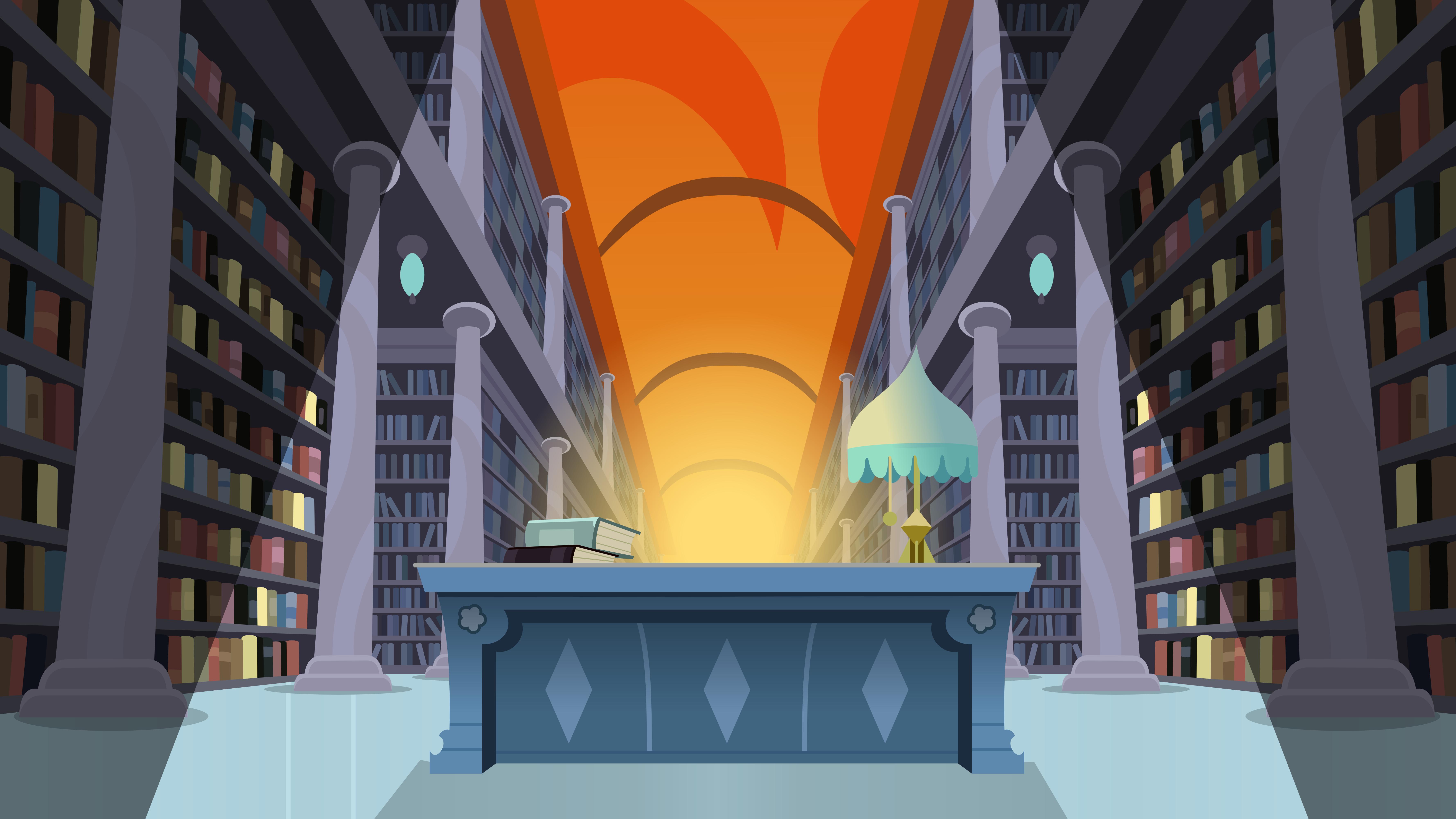 Dream Library By Jeatz Axl On Deviantart